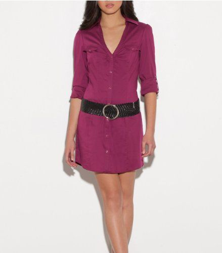 G by GUESS Selly Shirt Dress