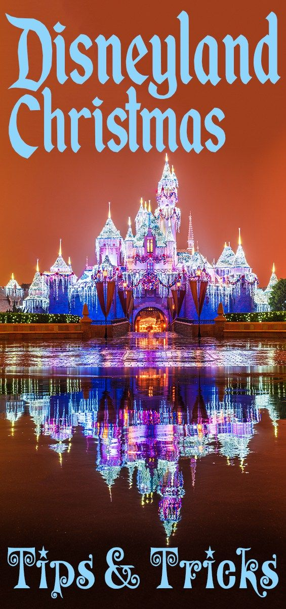 Planning a vacation to Disneyland in November or December? We have all of the Christmas tips & tricks you need for Disney California Adventure and Disneyland!