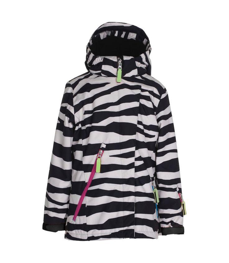 Molo Pearson Zebra Coat