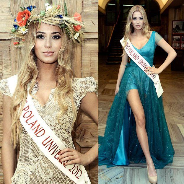 Marcelina Zawadzka, Miss Polonia