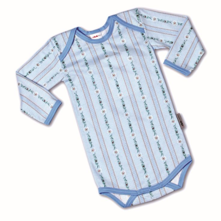 Baby Body Edelweiss (langarm)