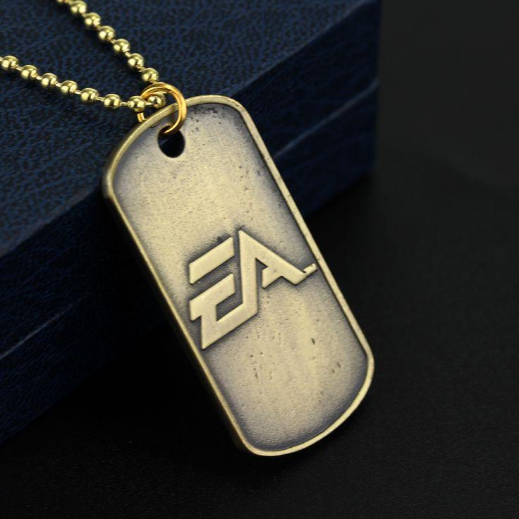 2 Kleuren Hot Game Battlefield 4 Dog Tag Militaire kaart Ketting BF4 Metalen Legering Hanger Sieraden Voor Army Fans Souvenirs