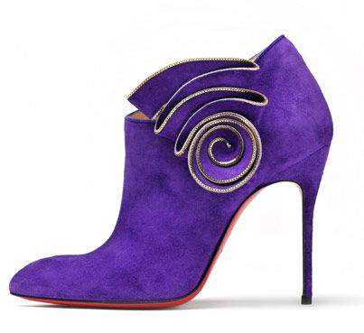 #Stunning Women Shoes #Shoes Addict #Beautiful High Heels #Wonderful Shoes #Shoe Porn  Louboutin ~ Fall 2012