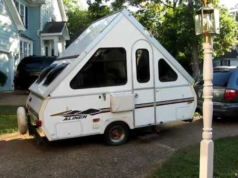8 Best Images About Aliner Campers On Pinterest Toilets