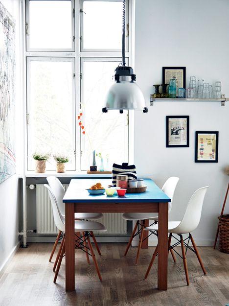Home of stylist Gitte Christensen - Boligliv