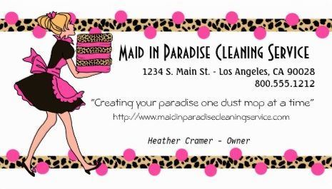 17 Best Images About Girly Cleaning Services Business