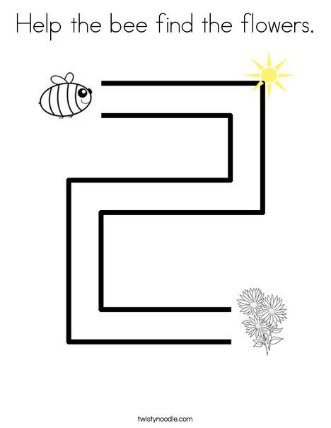 Pin by Twisty Noodle on Free Printable Mazes from ...