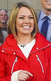 Dylan Marie Dreyer [citation needed] is an American television meteorologist working for NBC News. She is weather anchor and rotates with Sheinelle Jones in the Orange Room on Weekend Today and MSNBC on weekends.[1] Dreyer frequently appears on Today on weekdays as a weather correspondent and as a fill-in for Al Roker and Carson Daly. She also appears on The Weather Channel and on NBC Nightly News. Dreyer joined NBC News in September 2012 after working at NBC station WHDH in Boston…