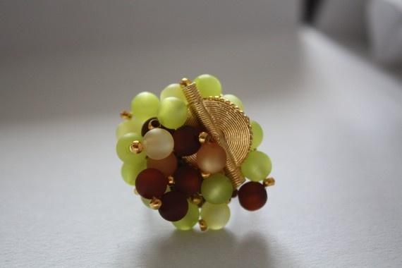 Afle Bijoux Bague de Printemps Narcisse Ring by AFLEBijoux on Etsy, €35.00 #afle #bague #etsy