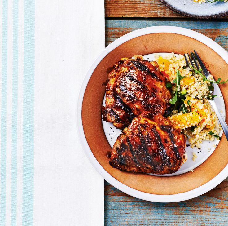 ... on Pinterest | Tomato cream sauces, Turkey burgers and Braised chicken