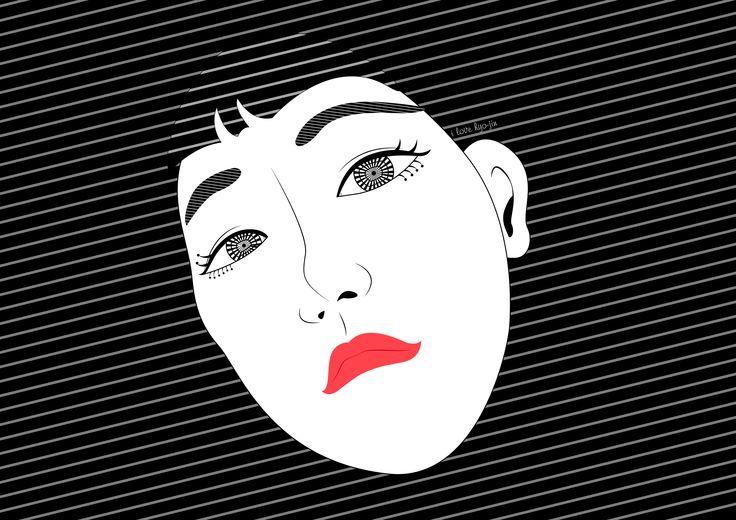 일러스트/시선 illust,illustration,graphic,drawing,doodle,adobe,일러스트,일러스트레이션,그래픽,그래픽일러스트,그래픽일러스트레이션.낙서,드로잉,펜