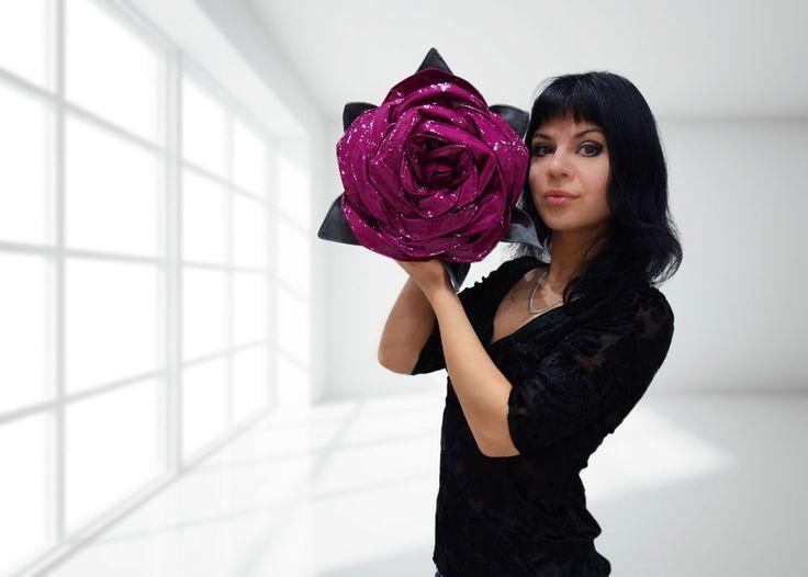 Розыгрыш сумки-розы среди подписчиков цветника - Ярмарка Мастеров - ручная работа, handmade