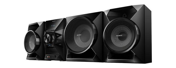Hi-Fi System with Bluetooth   MHC-ECL99BT   Sony UK