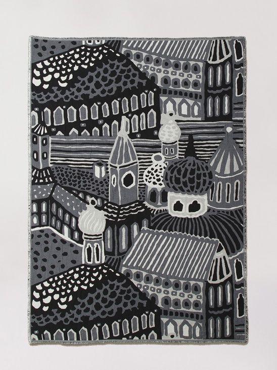Marimekko Kumiseva Blanket