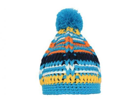 Leonmontane Bonnet Tinos Rouge, blanc, marine #bonnet #ski #rentree @leonmontane