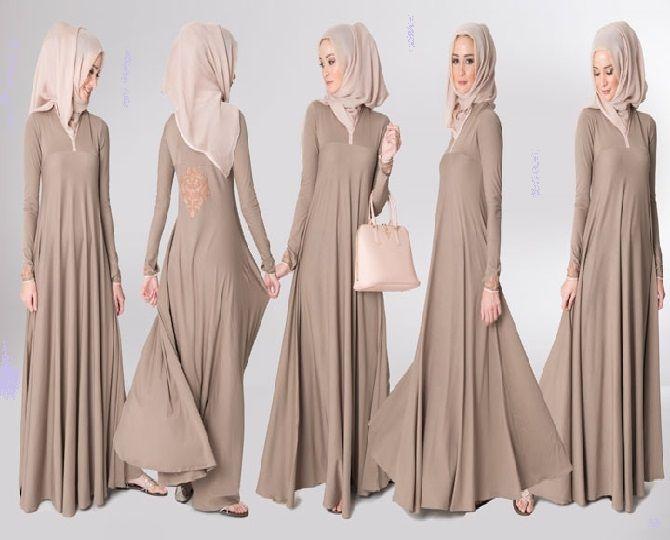 Baju Muslim Terpopuler 2017