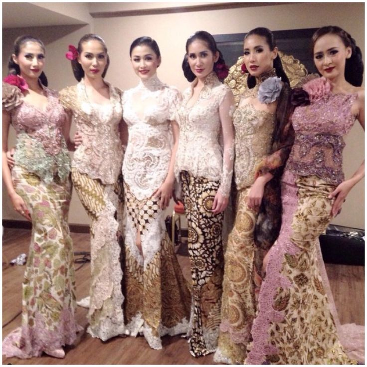 #kebaya #pretty #indonesian