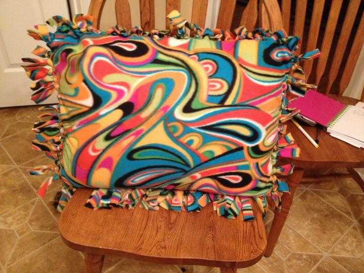 42 besten tied blankets Bilder auf Pinterest | Fleece handwerk und ...