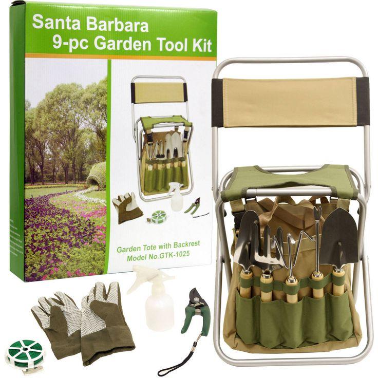 #Recomeneded Picnic Pack Santa Barbara 9-Piece Garden Tool Set, Olive Green     Picnic Pack Santa Barbara 9-Piece Garden Tool Set, Olive Green:Lightweight and https://trickmyyard.com/recomeneded-picnic-pack-santa-barbara-9-piece-garden-tool-set-olive-green-2/