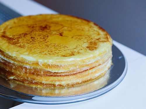 Lady M - Mille Crepe cake