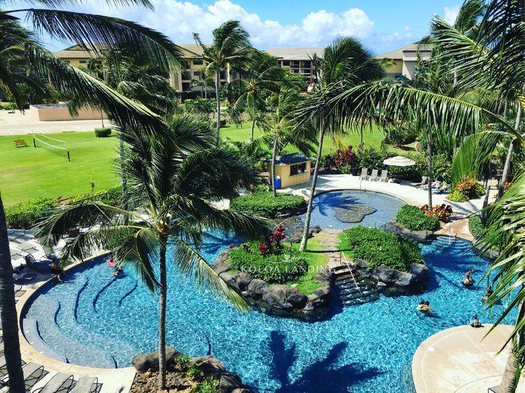 Luxurious Kauai Beach Villas At Koloa Landing Resort Hi