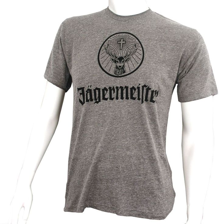 Men's Tri-Blend Crew Jägermeister Shop