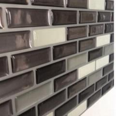[ 26% OFF ] New Products Spanish Tile 23X23 Cm/pcs Mosaic Wall Tile 3D Tile Adhesive