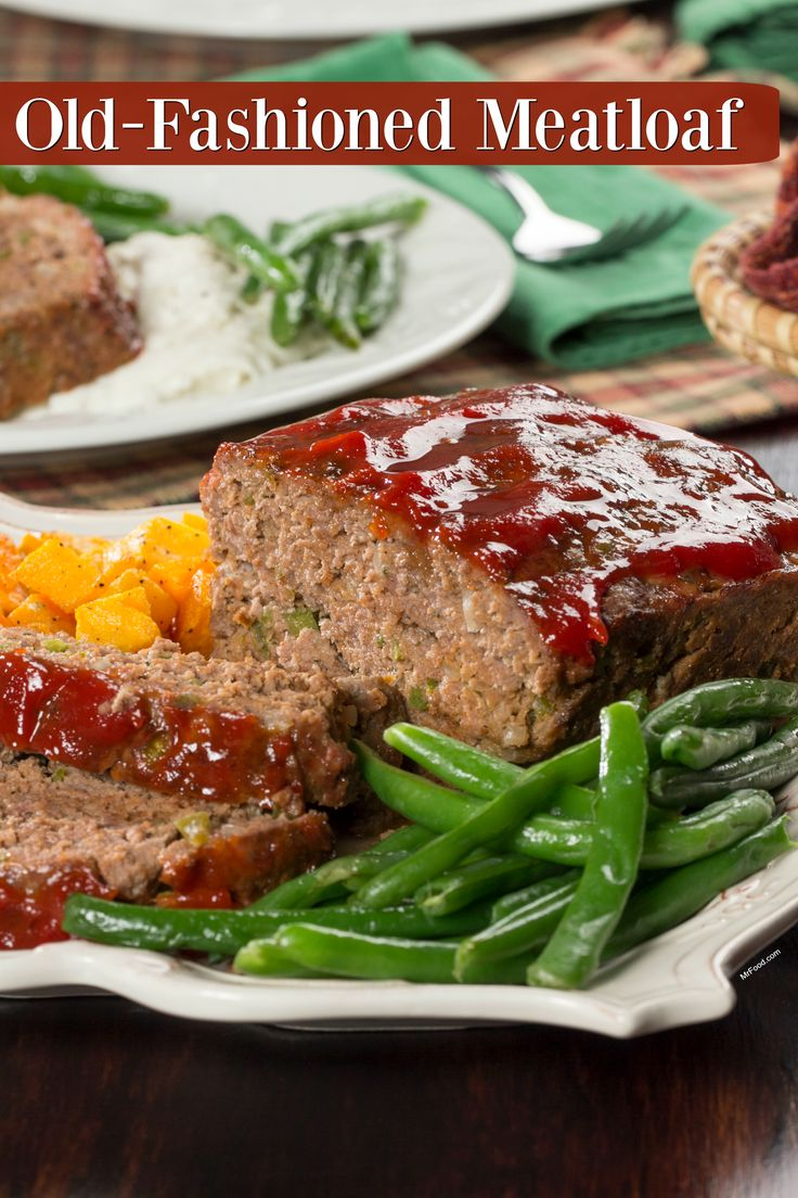 Different meatloaf recipes easy
