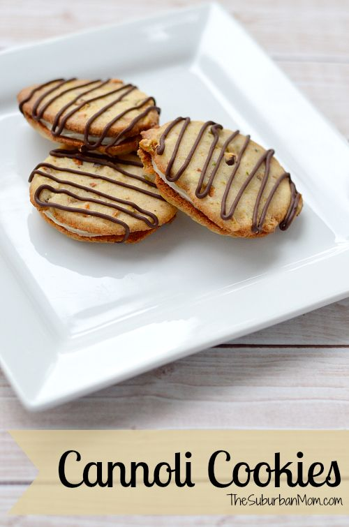More delicious cookie recipes here - http://dropdeadgorgeousdaily.com/2014/03/double-trouble-stuffed-cookies-twice-nice/