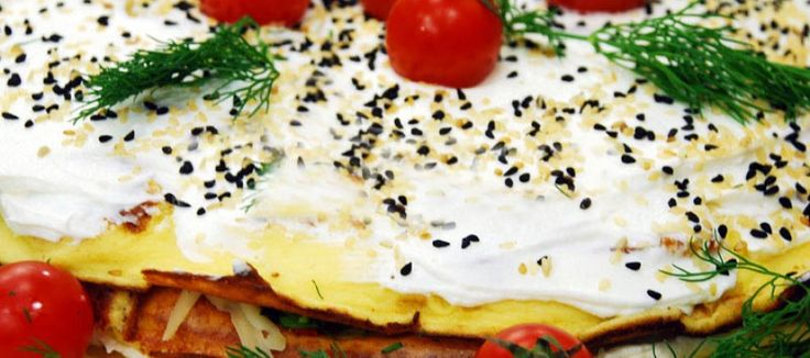 Omlet Pastası
