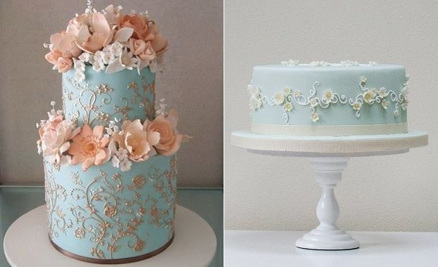 Lace Piping Cake Decorating : 17 best images about Lace Wedding Cakes - Lace Piping on ...