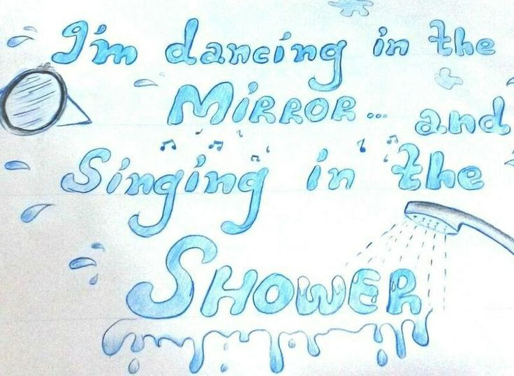 Shower~Becky G