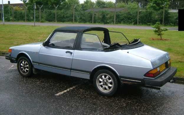 Saab Targa