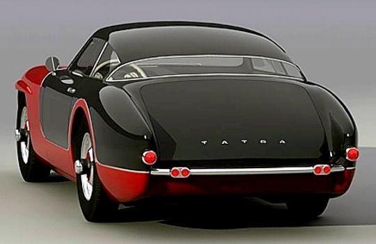 1956 Tatra JK 2500