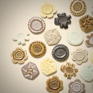 手作りの風合いが優しい、おすすめ陶器ブローチまとめ - NAVER まとめ