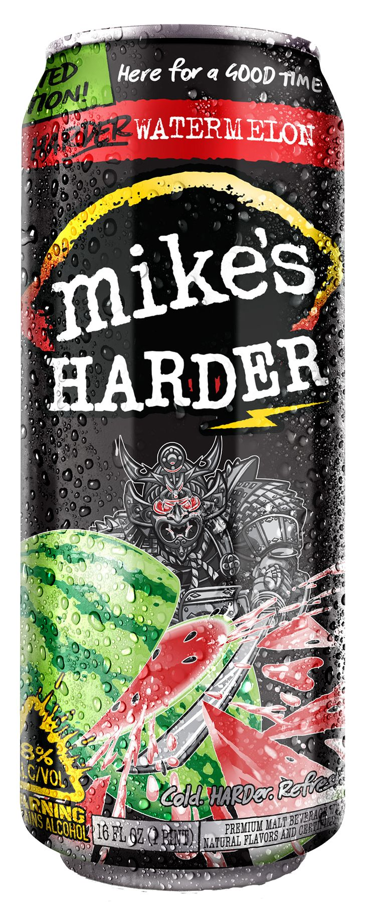 Mike's Harder Watermelon