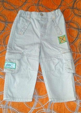 Kupuj mé předměty na #vinted http://www.vinted.cz/deti/kluci-kalhoty/18820192-kalhoty-vel-12-18-mesicu-marks-and-spencer
