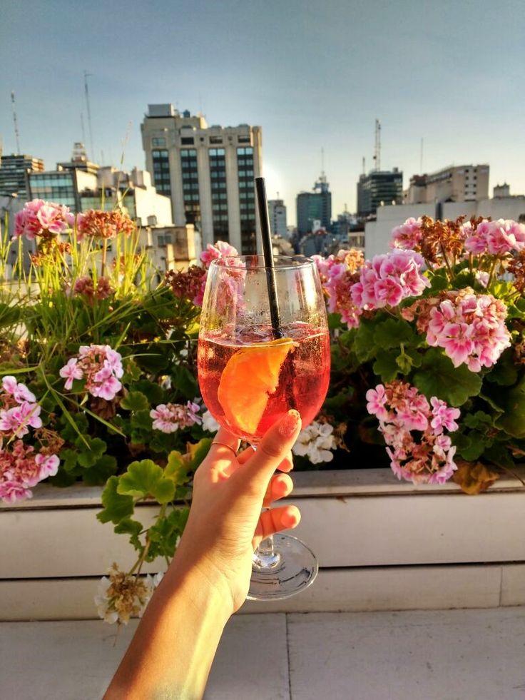 Sky Bar en Hotel Pulitzer, Buenos Aires
