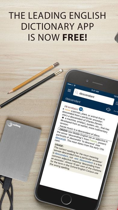 Oxford Dictionary of English FREE on the App Store