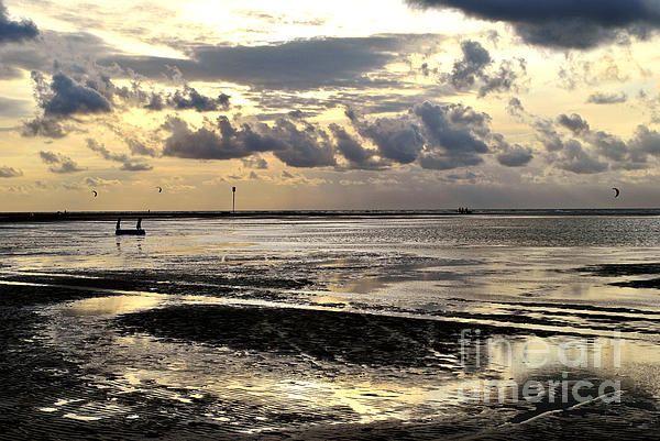 Zeeland after a tide.