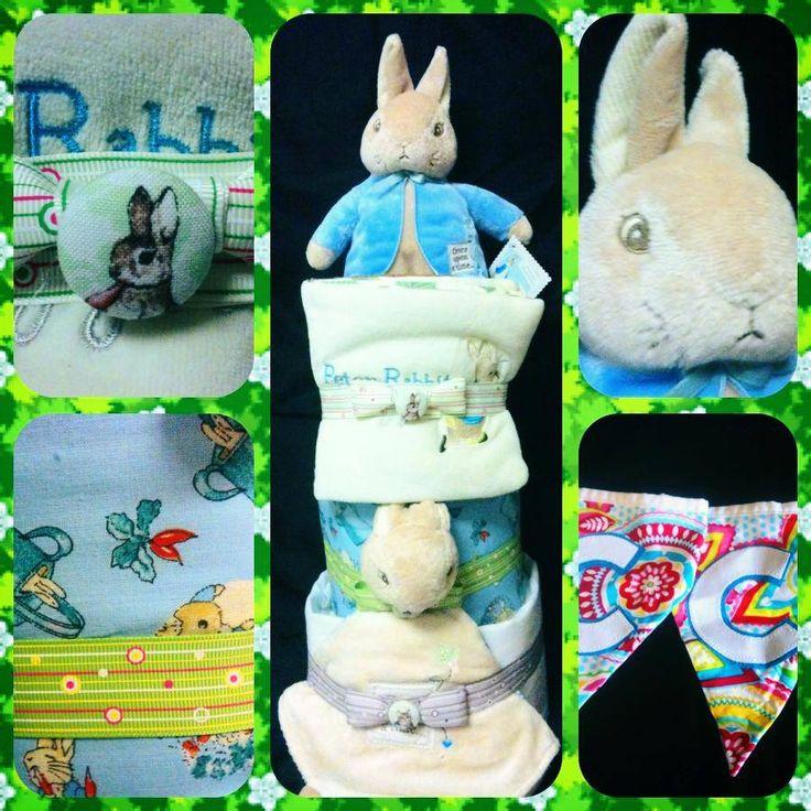 Peter Rabbit Cake $160