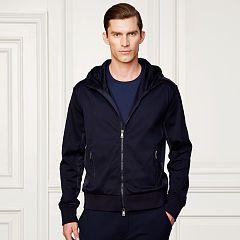 Interlock Hooded Jacket - Purple Label Sweatshirts - RalphLauren.com