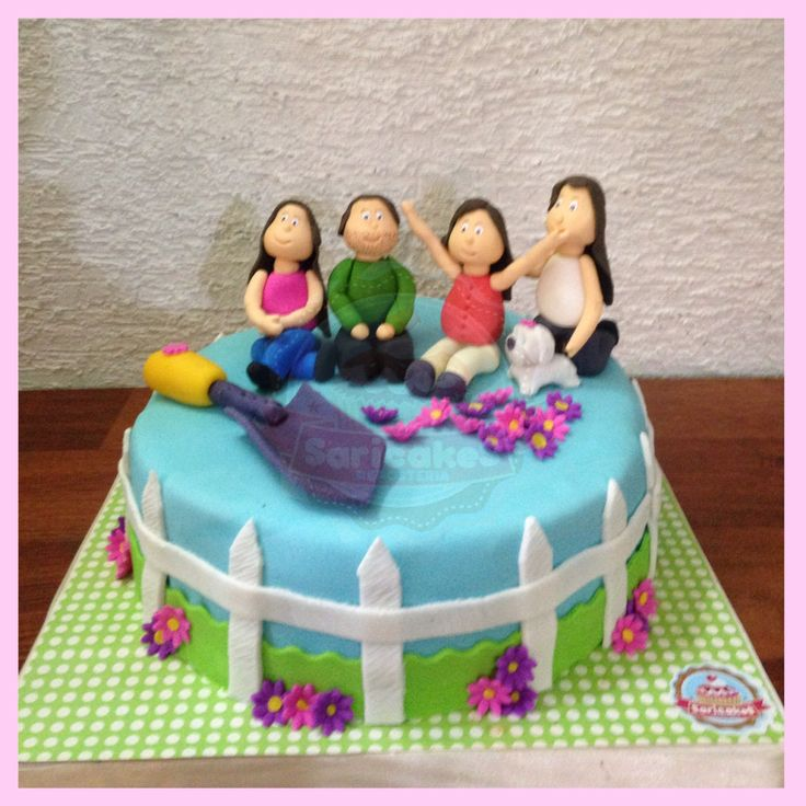 Torta Familia