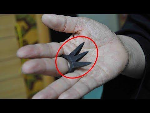 10 SENJATA RAHASIA NINJA / SHINOBI #YtCrash - YouTube