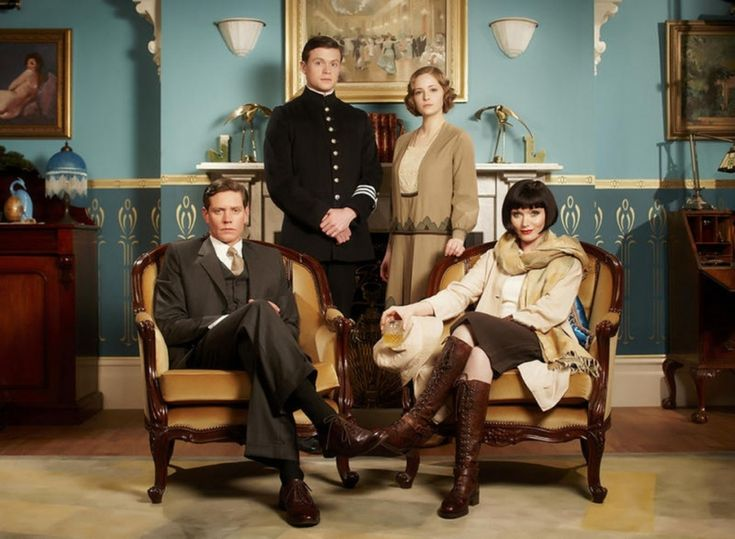 Miss Fisher's Murder Mysteries revolves around the personal and professional life of Phryne Fisher (Essie Davis), a glamorous private detective in 1920s Melbourne. Description from pinterest.com. I searched for this on bing.com/images