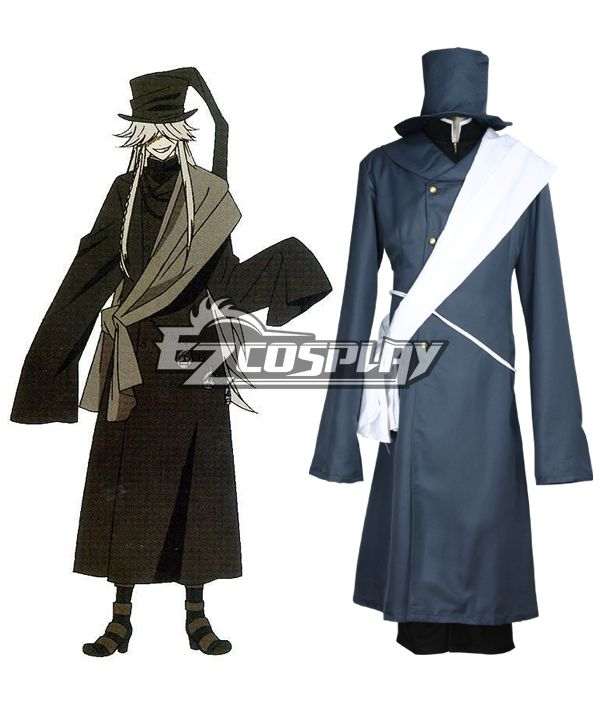 Black Butler Undertaker Cosplay Costume #Everyone Can Cosplay! Cosplay costumes #Anime Cosplay Accessories #Cosplay Wigs #Anime Cosplay masks #Anime Cosplay makeup #Sexy costumes #Cosplay Costumes for Sale #Cosplay Costume Stores #Naruto Cosplay Costume #Final Fantasy Cosplay #buy cosplay #video game costumes #naruto costumes #halloween costumes #bleach costumes #anime
