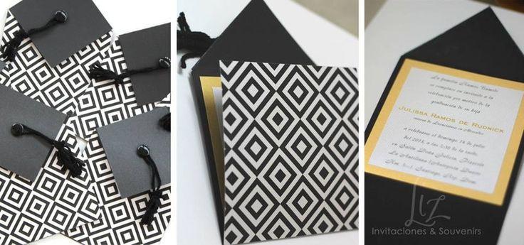 Invitación fiesta de graduación! | diseño | Pinterest