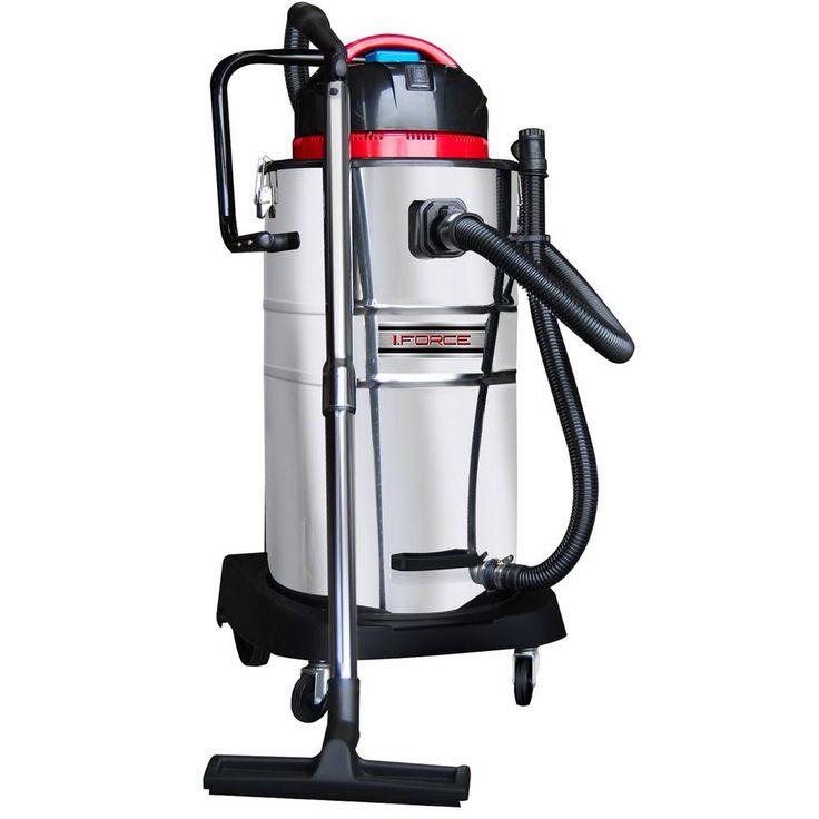 Industrial Bagless Dry Wet Vacuum Cleaner 60L