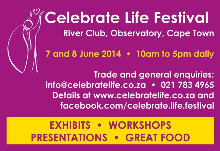 We are blessed to be a part of this beautiful festival.  #CelebrateLifeFestival in Observatory.  #Speaker #Stallholder #AngelReadings #Healer