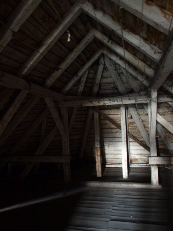 Old Attic   Old attic Stock 1 by Finsternis-stock